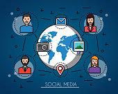 people social media