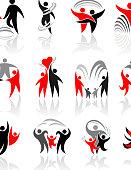 People Symbols.