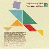 People tangram