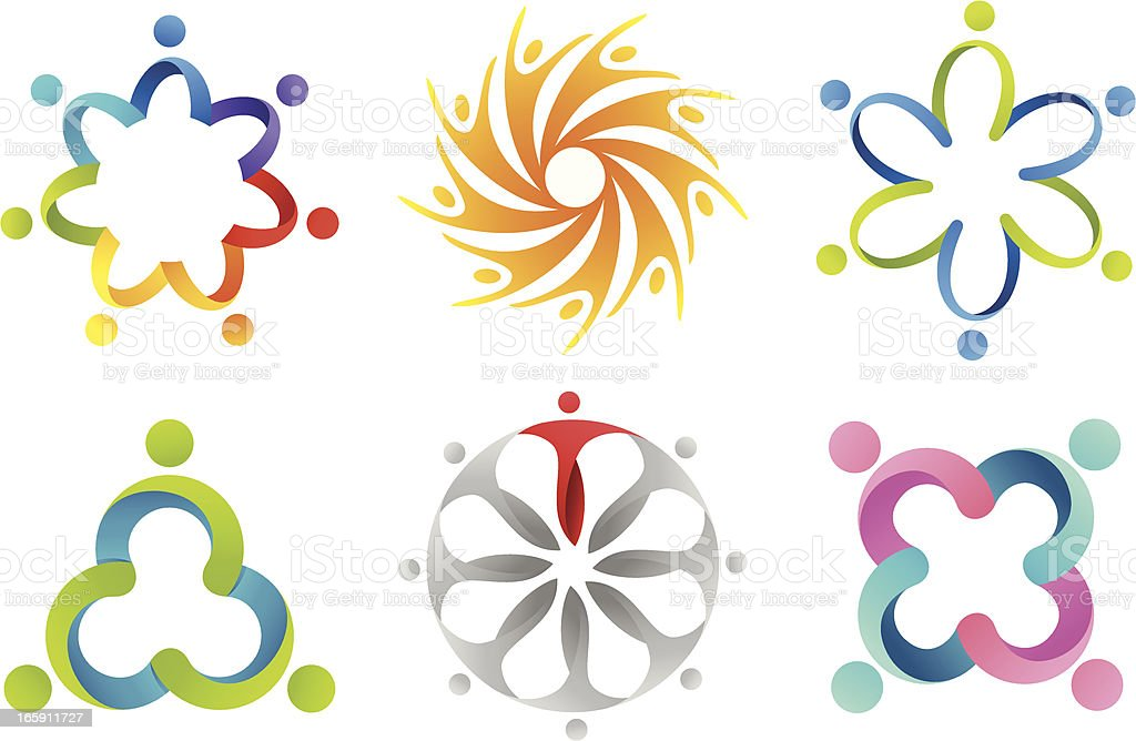 People | Team & Family royalty-free people team family stock vector art & more images of brigade