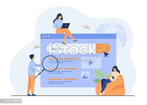 istock People using search box for query 1279128074