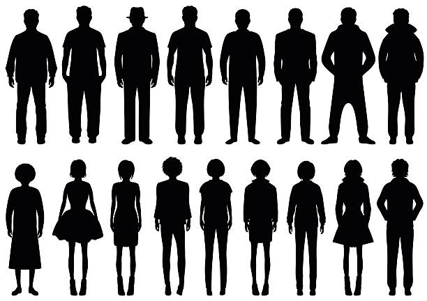 Personen – Vektorgrafik
