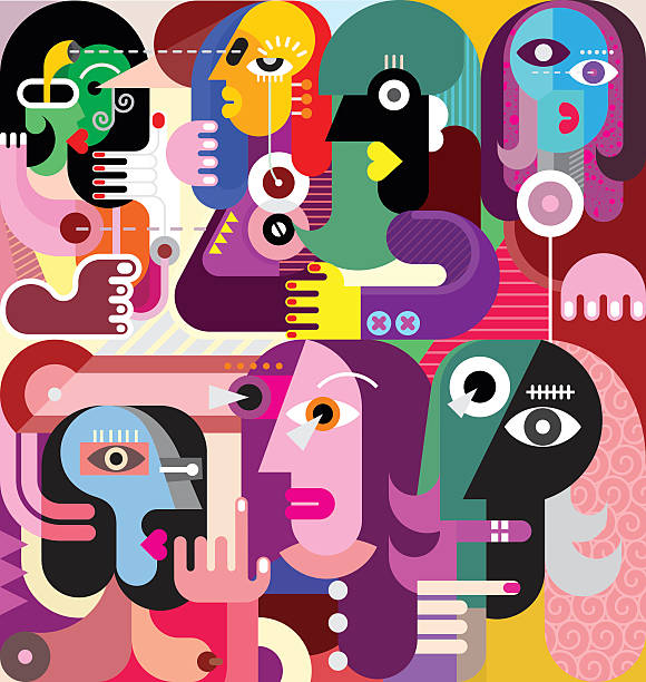 Best Pablo Picasso Illustrations, Royalty-Free Vector ...