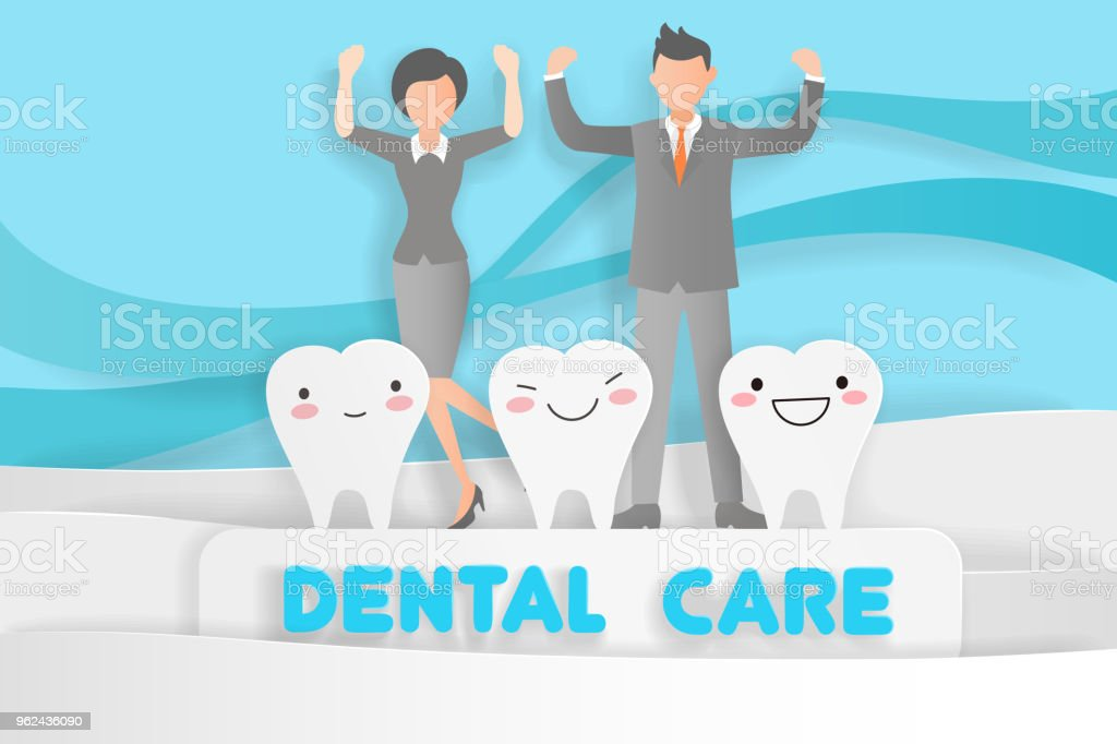 people with dental care