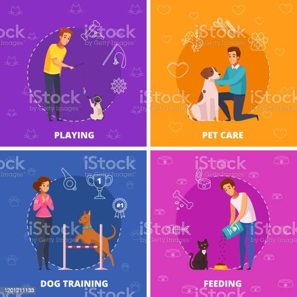 People with pets cartoon 2x2 vector id1201211133?b=1&k=6&m=1201211133&s=612x612&h=l8avx6whdxmwllpdhmfuaxzv5lcf79z4ucw54wqorna=