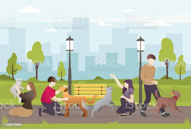 People with their pets in the park vector id1130875594?b=1&k=6&m=1130875594&s=612x612&h=tcaeq6iqyhcgo8fdmqlj4mgoa7bv8bp0tvn7e9rvwaq=