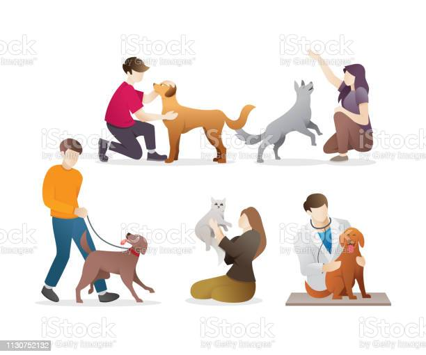 People with their pets vector id1130752132?b=1&k=6&m=1130752132&s=612x612&h=fbx6q28h  inje 1kysxkp  u40lgwmcyr cbmkw0oc=
