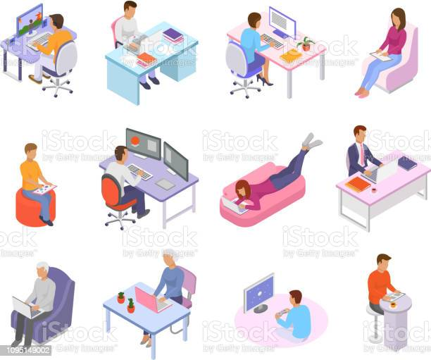 People work place vector business worker character person workin vector id1095149002?b=1&k=6&m=1095149002&s=612x612&h=t4jv0jyuxiev2qqpbjkzuhx0wf0dwy6h8bp5rtqrloo=