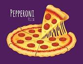 istock Pepperoni Pizza 517965702