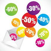 Percent items