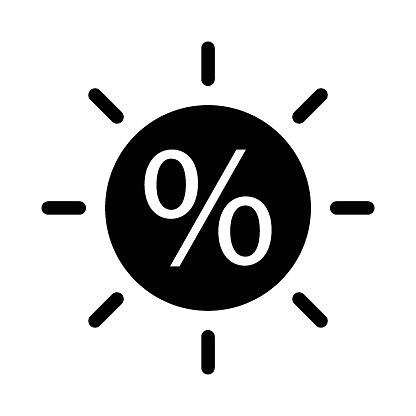 백분율 비율 0명에 대한 스톡 벡터 아트 및 기타 이미지