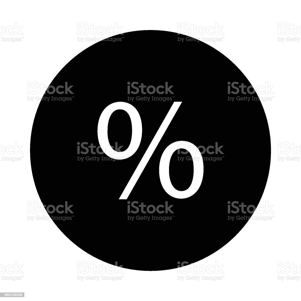 percentage royalty-free percentage stock vector art & more images of abstract