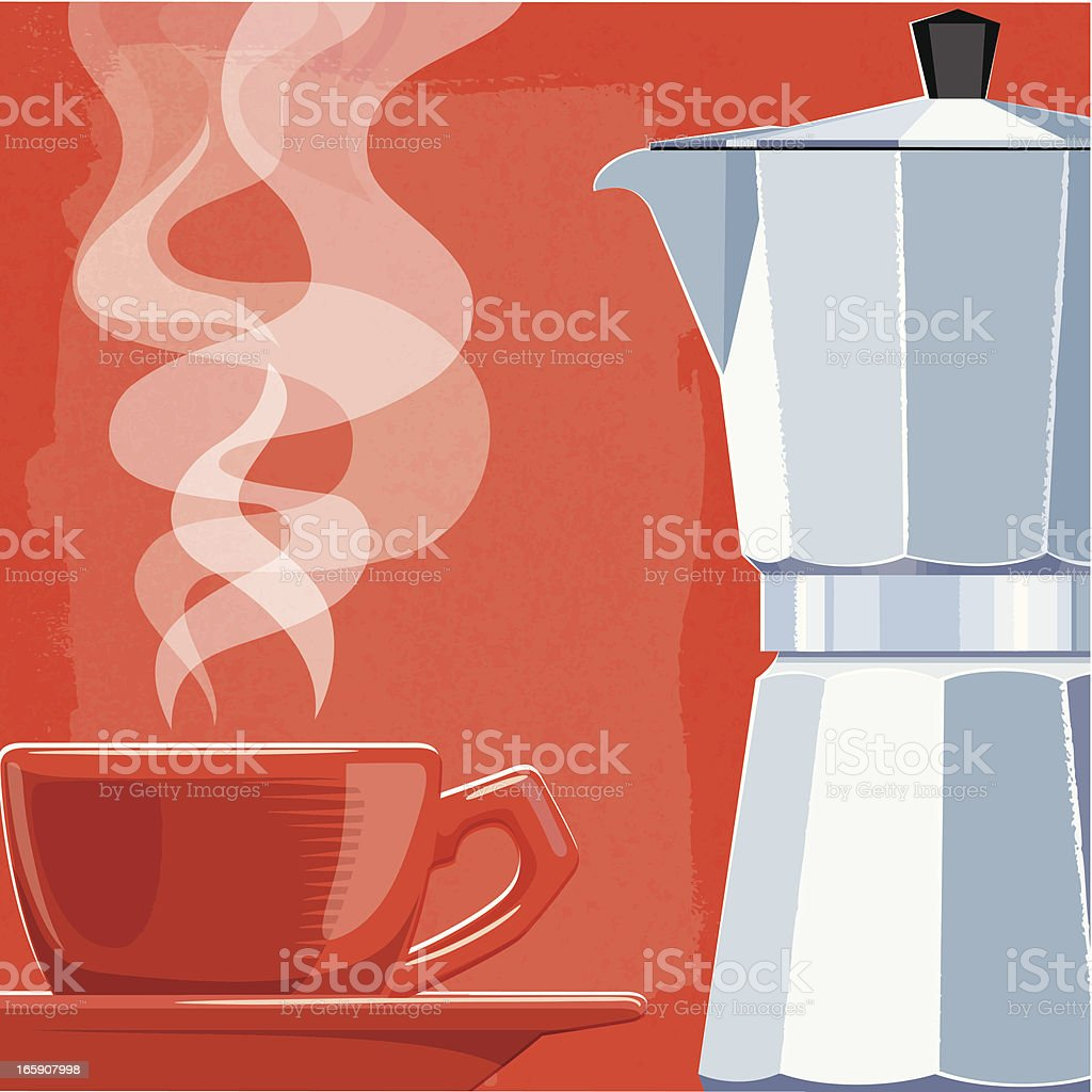 Percolator royalty-free percolator stock vector art & more images of black coffee
