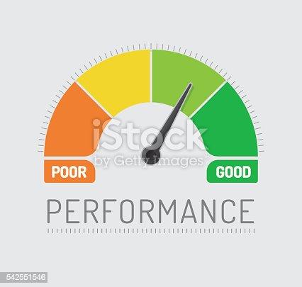 istock Performance Chart 542551546