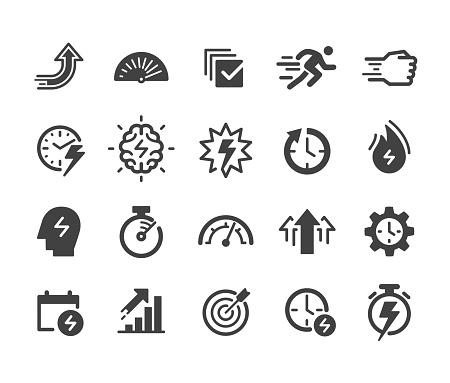 Performance Icons - Classic Series