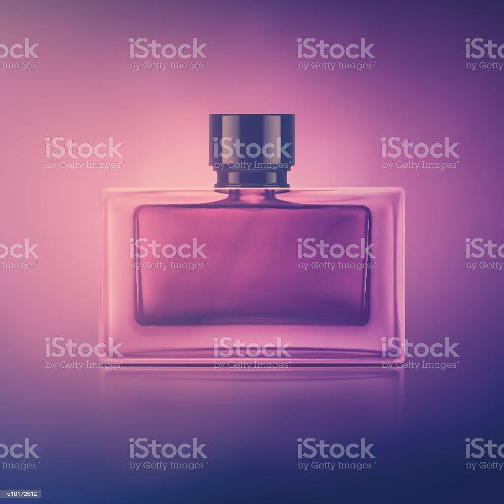 Perfume Boottle - ilustração de arte em vetor