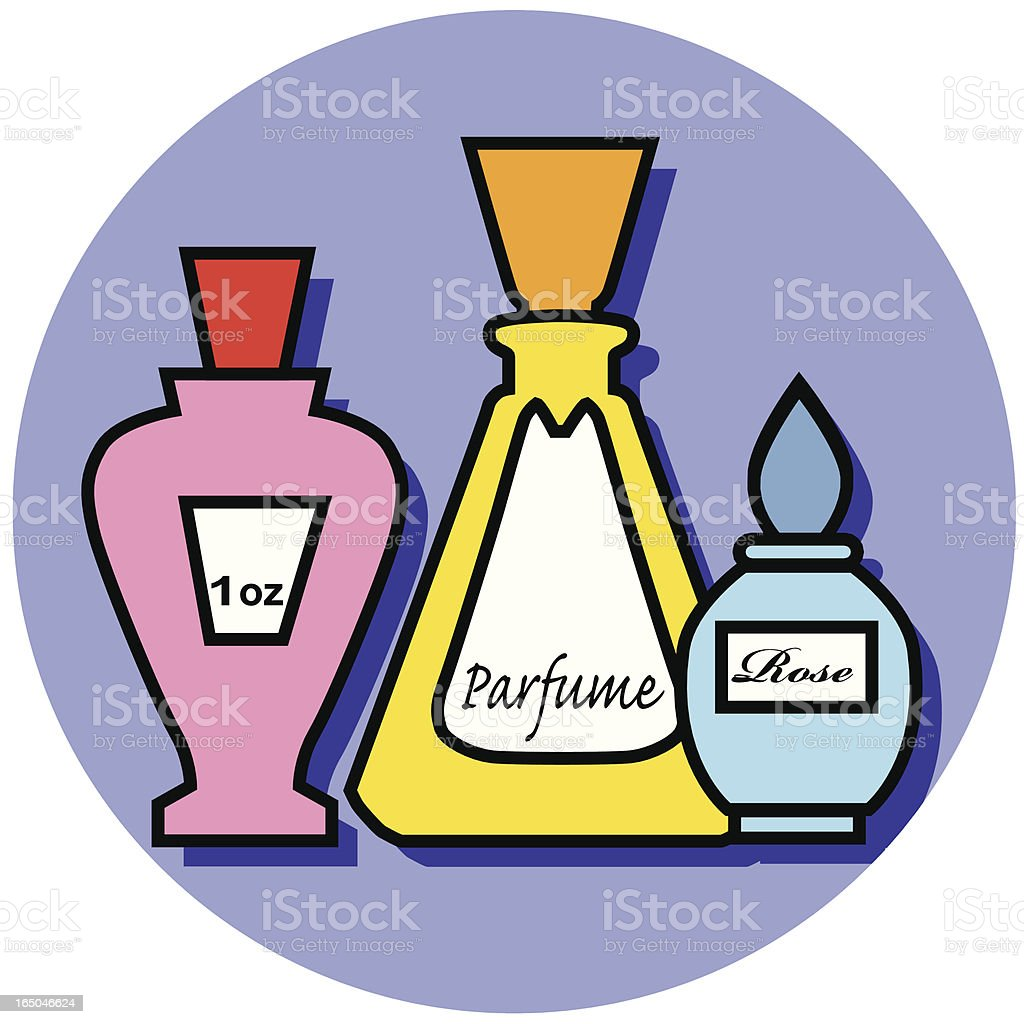 perfume bottles royalty-free perfume bottles stock vector art & more images of adult