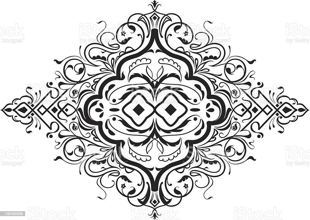 b435d2ba0b Decorazione persiano bianco e nero decorazione persiano bianco e nero -  immagini vettoriali stock e altre