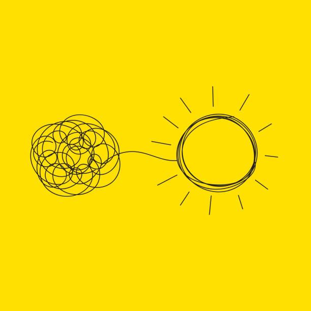 kişisel gelişim, gelişim, evrim simgesi - therapist stock illustrations