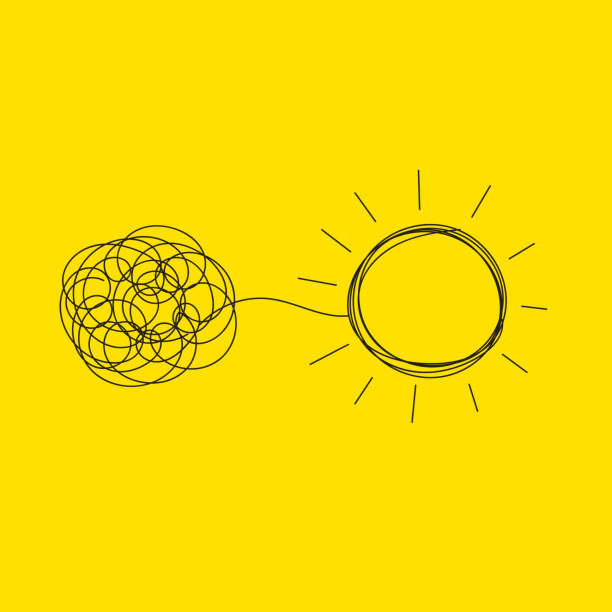 personal growth, development, evolution icon - therapist stock illustrations