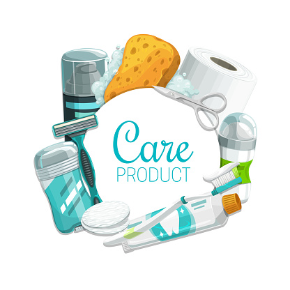 Personal hygiene, beauty and health care products