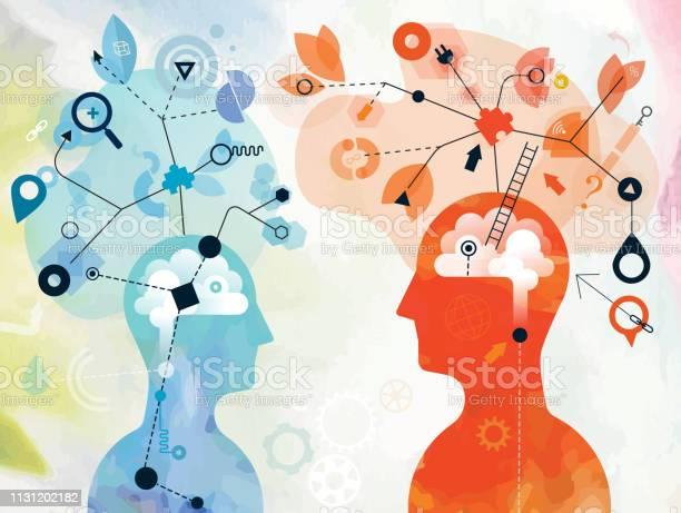 Persons mind mapping concept vector id1131202182?b=1&k=6&m=1131202182&s=612x612&h=mtvdzkdvuk0xbbziok eihz40a cf5smwvdxii7bx e=