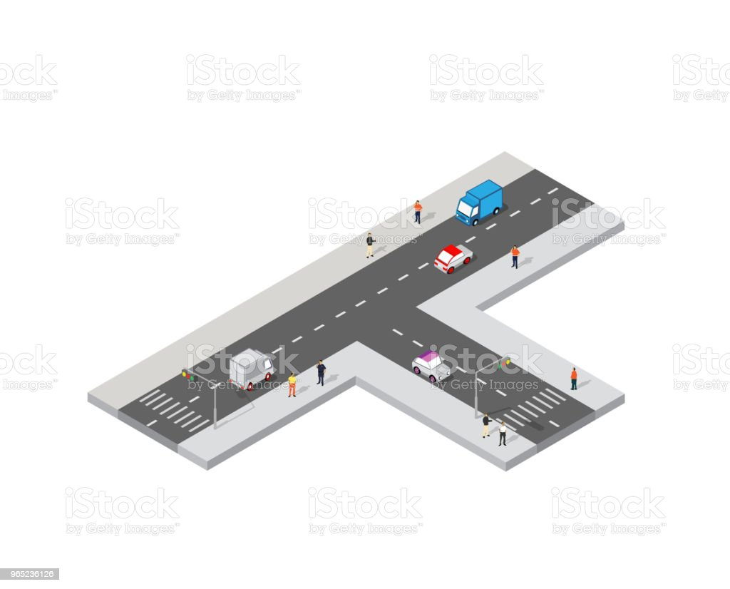 Perspective isometric view royalty-free perspective isometric view stock vector art & more images of architecture