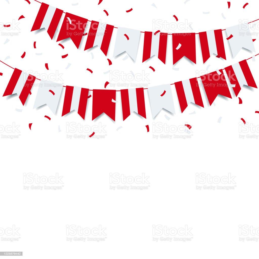 Peru självständighetsdagen - Royaltyfri Abstrakt vektorgrafik