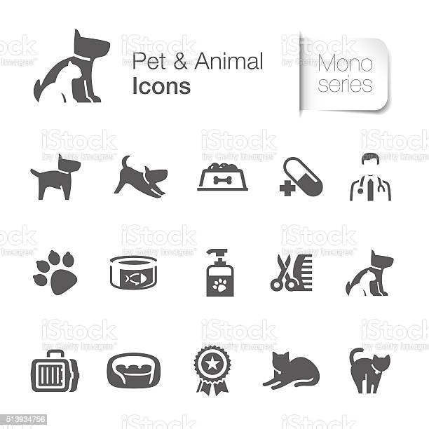 Pet animal related icons vector id513934756?b=1&k=6&m=513934756&s=612x612&h=dh44sp9ok0ivdlvdui41iobbiyz6pnwd geb9idmsdk=