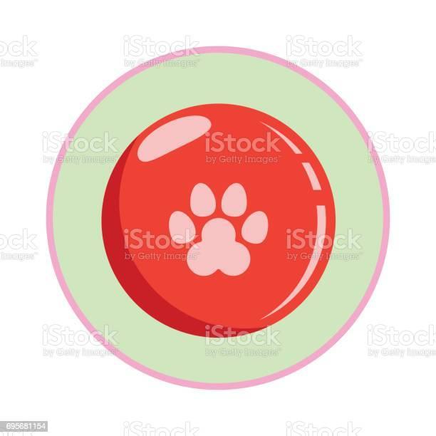 Pet ball pet toys accessories vector illustration vector id695681154?b=1&k=6&m=695681154&s=612x612&h=kosjcpzho9w5qh8ibr7nicuqf6plo3ugov4y6bnb5 a=