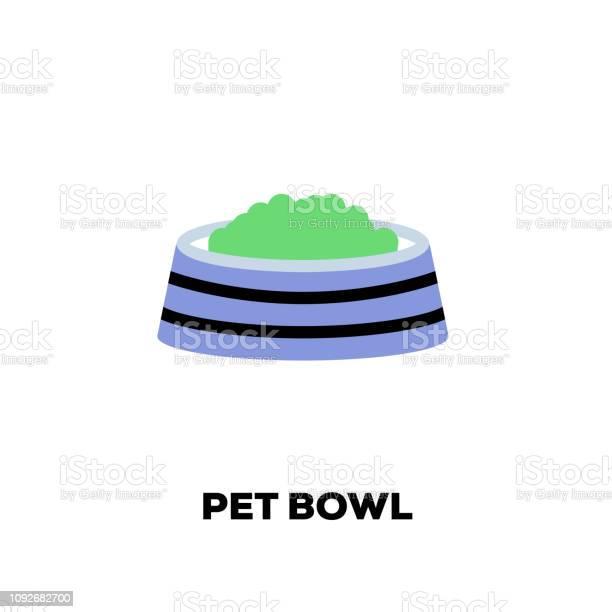 Pet bowl line icon vector id1092682700?b=1&k=6&m=1092682700&s=612x612&h=pnddbk1lcrkn3kfwdhzirwyeg kpqwgb2ge4g4sax0c=