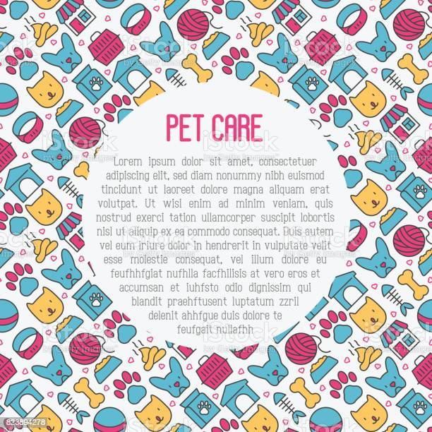 Pet care concept with thin line icons of dog cat accessories food vector id823894278?b=1&k=6&m=823894278&s=612x612&h=qryeok6fcemwhqvzeioigveh9wgpjy57etxr5bh2i 4=