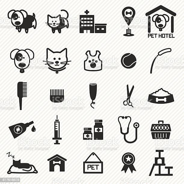 Pet care icons set illustration eps10 vector id517618575?b=1&k=6&m=517618575&s=612x612&h=0eqfxlkvaivjn89uaidbyf uixg6e62vmhu 7tvvsoe=