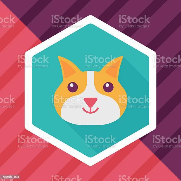 Pet cat flat icon with long shadoweps10 vector id533982104?b=1&k=6&m=533982104&s=612x612&h= jhecvhb yl1x03nyov knaiunlyyo9jueogakngxke=