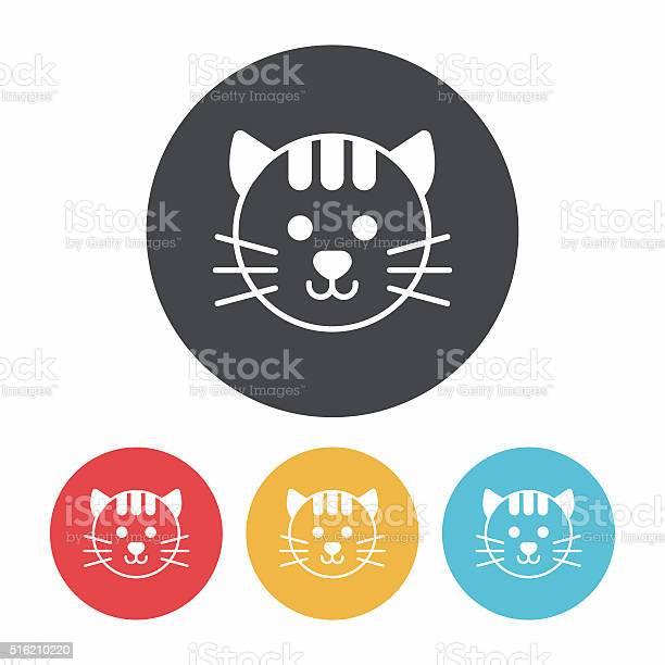 Pet cat icon vector id516210220?b=1&k=6&m=516210220&s=612x612&h=hmmtgkoceaava4srszkiqngfpqkijinm8uisuqg64xi=