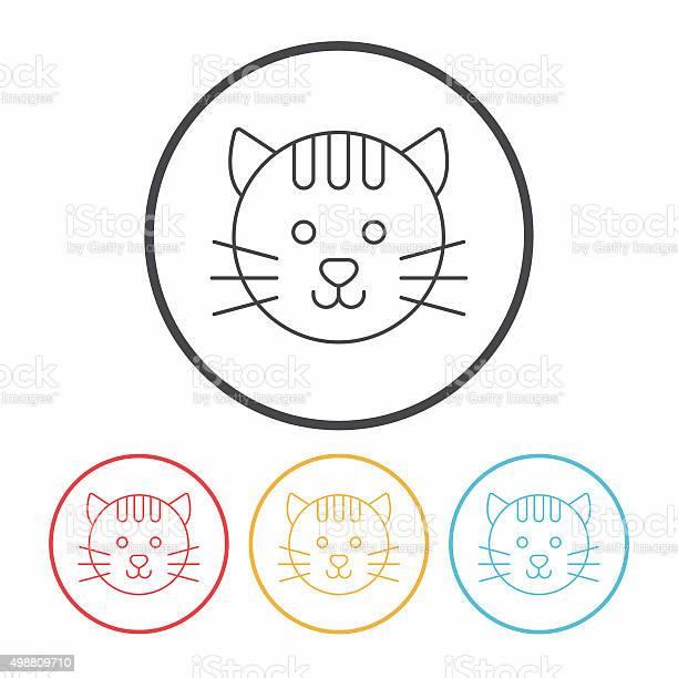 Pet cat line icon vector id498809710?b=1&k=6&m=498809710&s=612x612&h=8hza0gupdvzv4bjbrjph2oas4mps7m7jk6pbgipltjm=