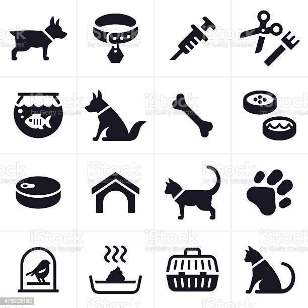 Pet dog and cat icons and symbols vector id478223182?b=1&k=6&m=478223182&s=612x612&h=cyizzfarurkxfszdltpjhbp 1a 0ml7sfbju3qfiiwc=