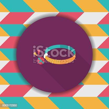 f2f0f7c30 539972822istock Perro mascota cadenas de iconos plana con larga sombra,  eps10 530570350