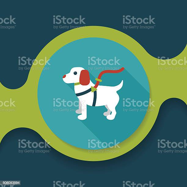 Pet dog flat icon with long shadoweps10 vector id506043594?b=1&k=6&m=506043594&s=612x612&h=edxow59gcox 7myt22d7 9zlpwouoslyd s8u2yurmg=