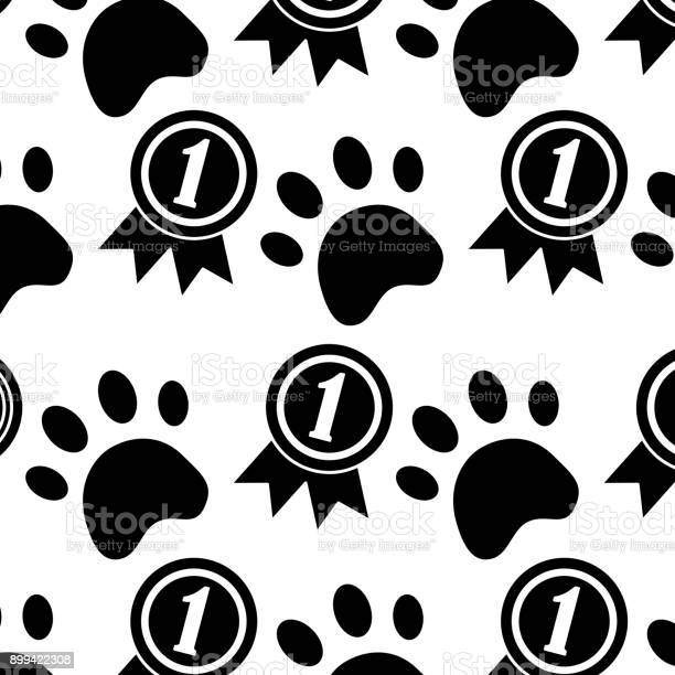 Pet dog head and bone toy food pattern vector id899422308?b=1&k=6&m=899422308&s=612x612&h=2gdjgg0tl5e5treumcfr5pupt pas6lmr5s1sobmx5o=