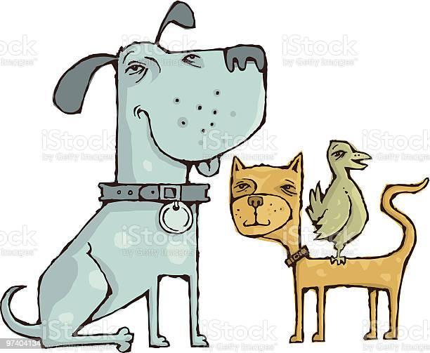 Pet friends vector id97404134?b=1&k=6&m=97404134&s=612x612&h=gtacz3iszoz o1wfwtjz1wqowyhtu7nm5axk1uuj2cw=