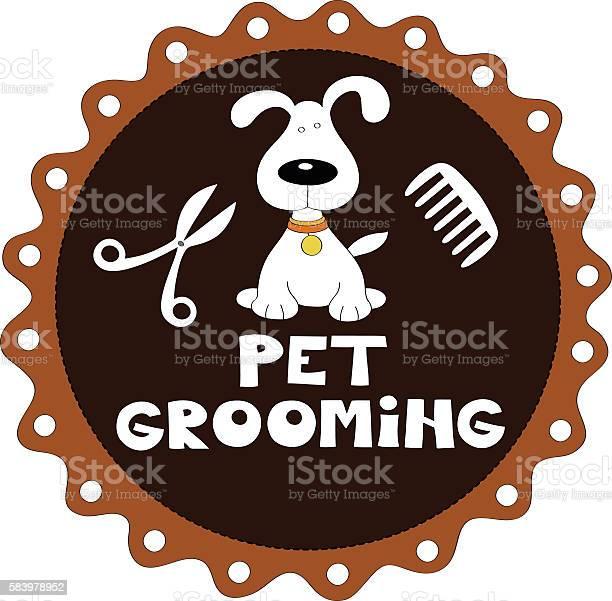 Pet grooming vector illustration vector id583978952?b=1&k=6&m=583978952&s=612x612&h=ctzfzuf2obskqrxxhlfudjqpbb9puiyyokaypei30lu=