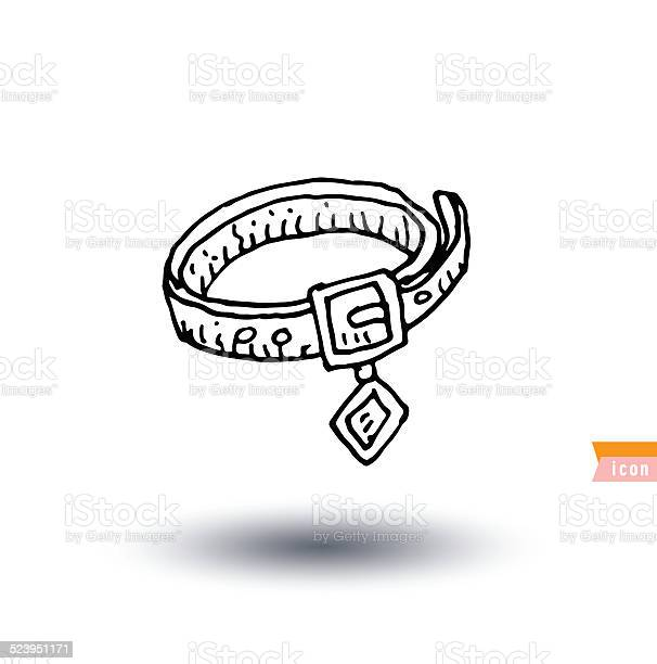 Pet icon collar vector illustration vector id523951171?b=1&k=6&m=523951171&s=612x612&h=wxg6lakw9vjobca1 u9sseyi560rsnuhugbszua5g5e=