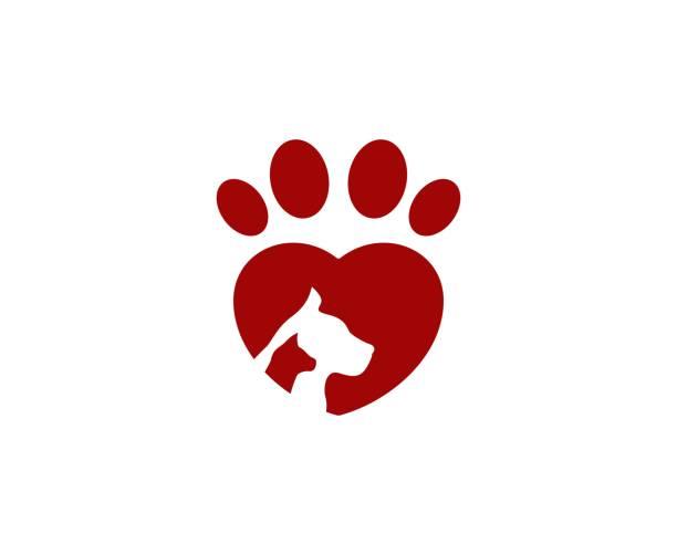 pet icon - veterinarian stock illustrations, clip art, cartoons, & icons