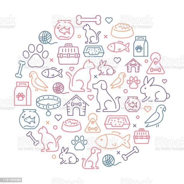 Pet icons background vector id1181595085?b=1&k=6&m=1181595085&s=612x612&h=xftvsed934rkvqo1kpqqsvcwe56w3lcnddkoh0zm3ss=