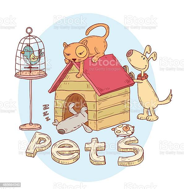 Pet icons doodle vector illustration vector id485664040?b=1&k=6&m=485664040&s=612x612&h=8za8mmzt0ejtf9sg7wbgozlrfffd1p6snipclhbgexk=