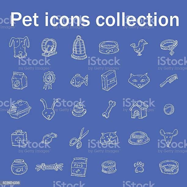 Pet icons set vector illustration vector id523924035?b=1&k=6&m=523924035&s=612x612&h=kfuwzhbmedg3q4mddzsudpsownnnz t7gms nsoel2c=