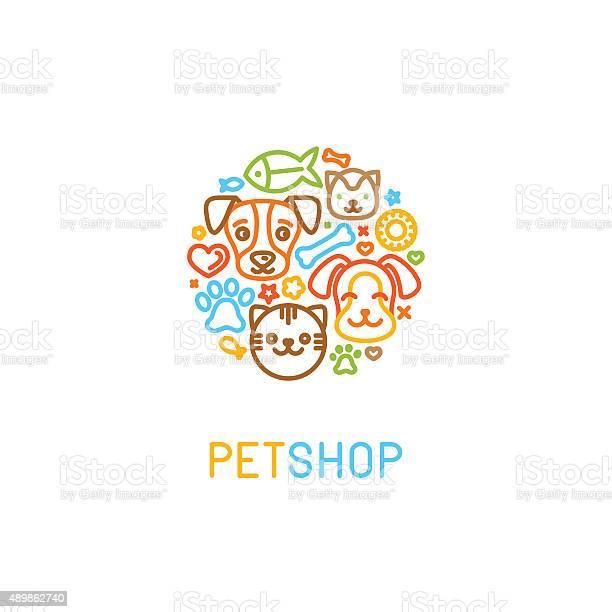 Pet logo design elements vector id489862740?b=1&k=6&m=489862740&s=612x612&h=sbt0fggs5prytrrnnwkcqy9lppnudvuqmjjk8e9dkje=
