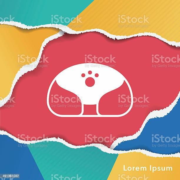 Pet pillow icon vector id491361032?b=1&k=6&m=491361032&s=612x612&h=q8q3m ov7cb tfts6o7tohoezqsdznz7t6fbfz0x5x8=