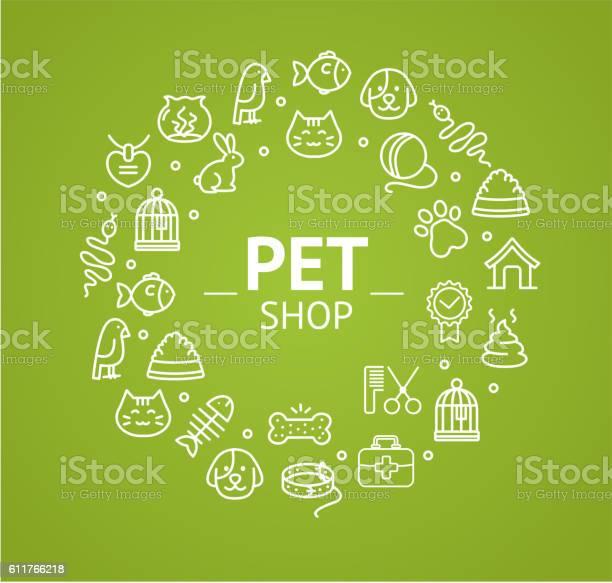Pet shop concept vector vector id611766218?b=1&k=6&m=611766218&s=612x612&h=lpi v9ylc 5jypcptdqvxa0s cah9u5b 5mue7pnajo=